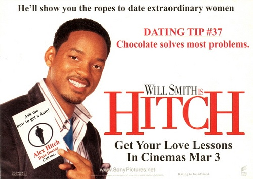 "Tamber he was inspired to launch his coaching business after watching the film ""Hitch"" in which Will Smith plays a date doctor.."