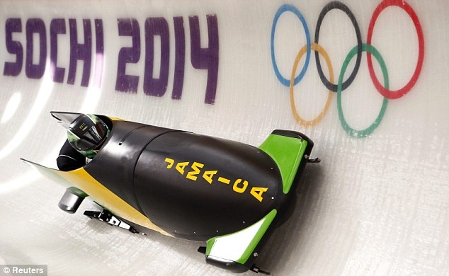 Jamaica is no stranger to bobsledding...