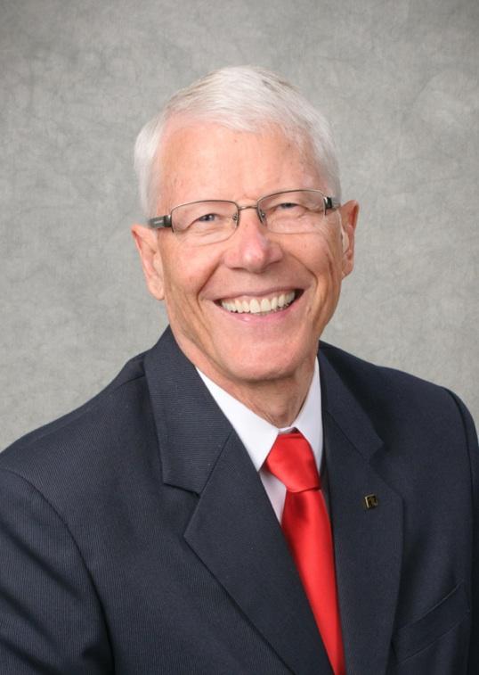 Southern's President Gordon Bietz