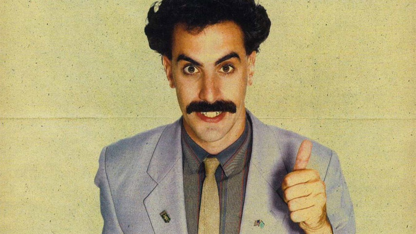 Borat is back!!