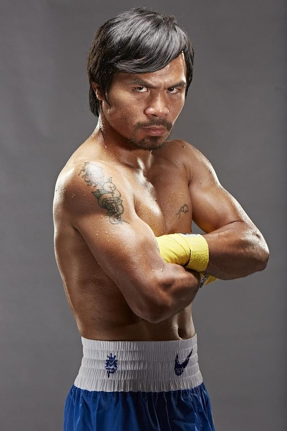 Prayers are going up for Pacquiao