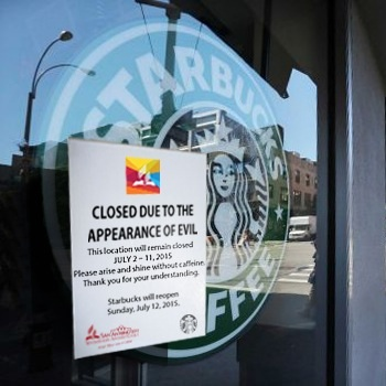 Starbucks employees are loving their paid vacations...