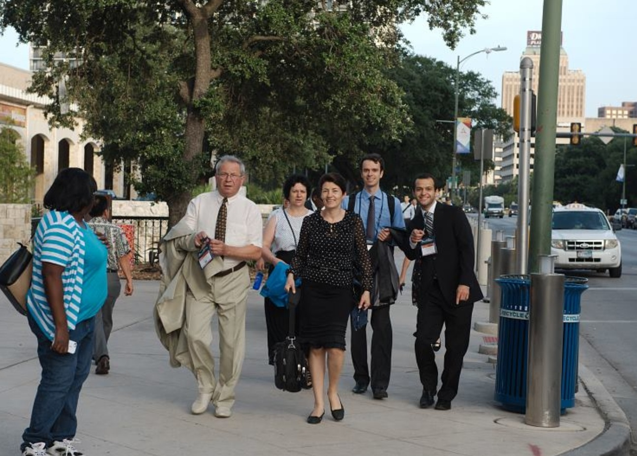 Adventists are strolling around San Antonio with purpose and a growing sense of ownership