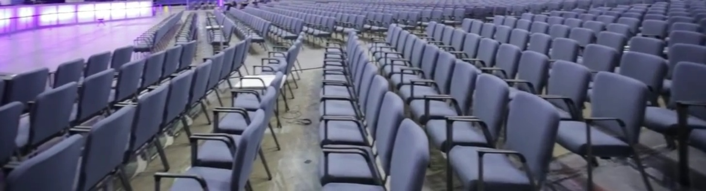 Alamodome delegate seating...