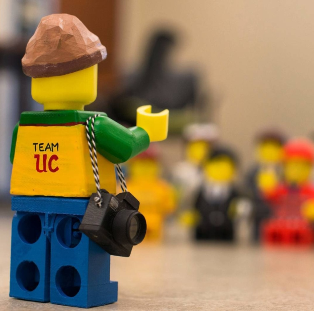 Union College is building the future a Lego block at a time...