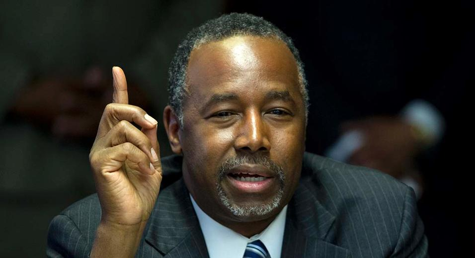 Ben Carson is running for US President