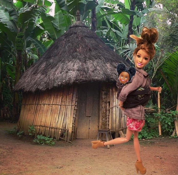 Adventist Missionary Barbie
