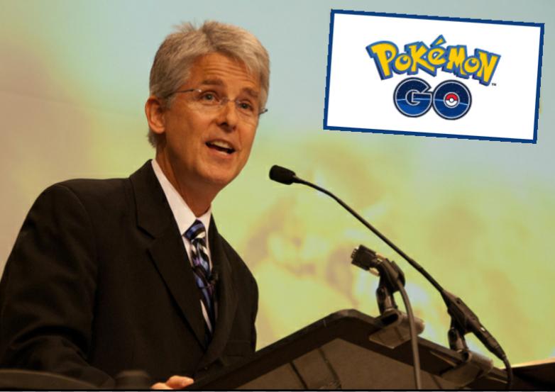 Last seen playing Pokémon GO