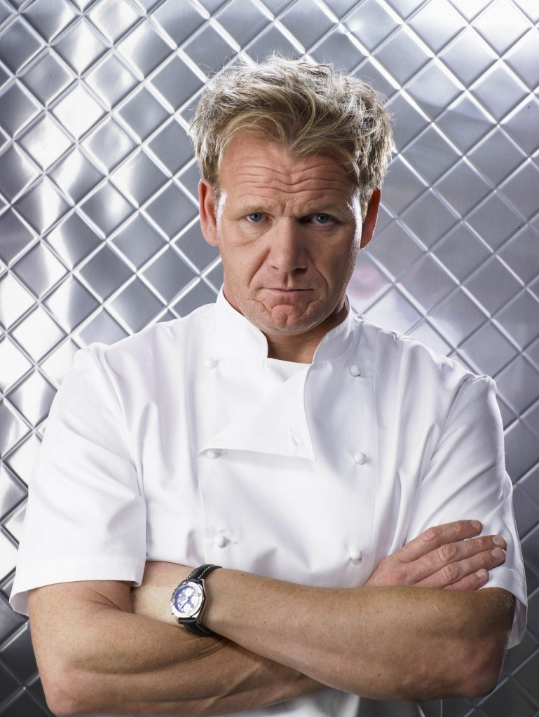 "Gordon Ramsay signs up for ""Heaven\'s Kitchen"" Adventist potluck ..."