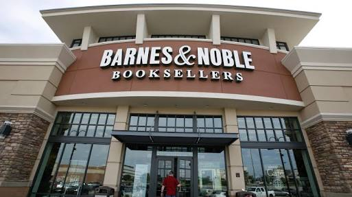 #SaveBarnes&Noble