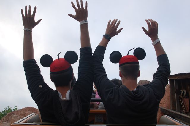 Glendale Adventist Academy students declare mission trip to Disneyland a rousing success