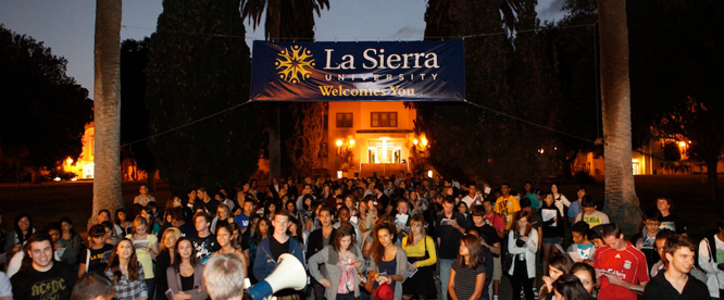 La Sierra voted #1 party school in the United States