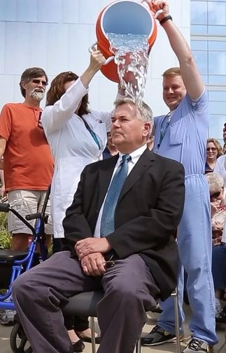 GC leaders rushed away in ambulances after Ice Bucket Challenge