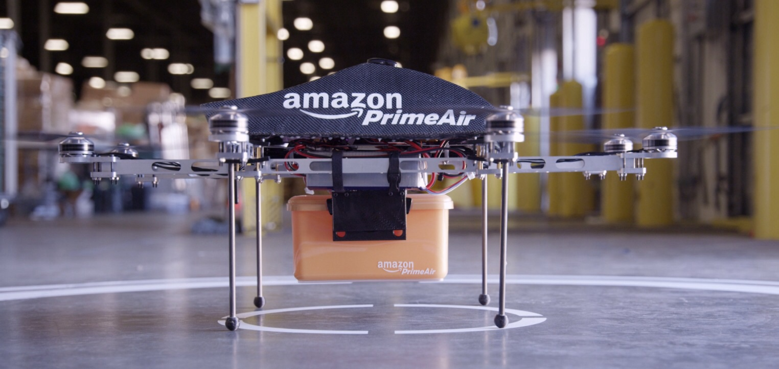 Amazon to do drone delivery testing on Walla Walla campus