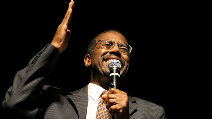 Ben Carson to host Saturday Night Live