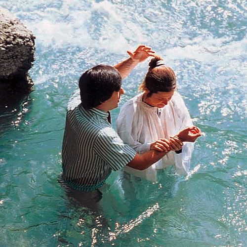 Newly baptized Adventist told she can now stop thinking