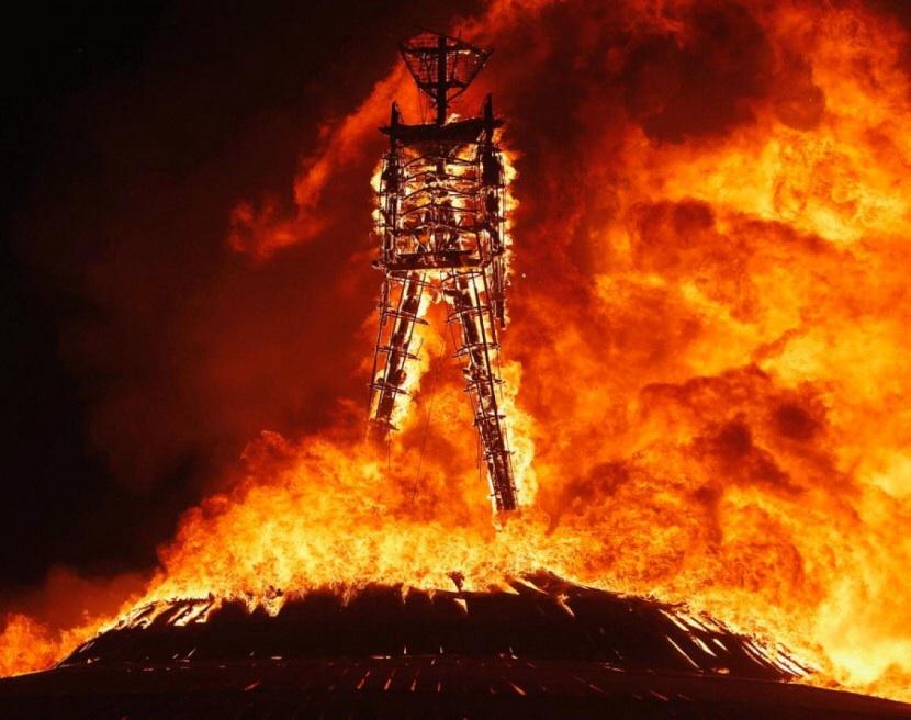 La Sierra to host Burning Man