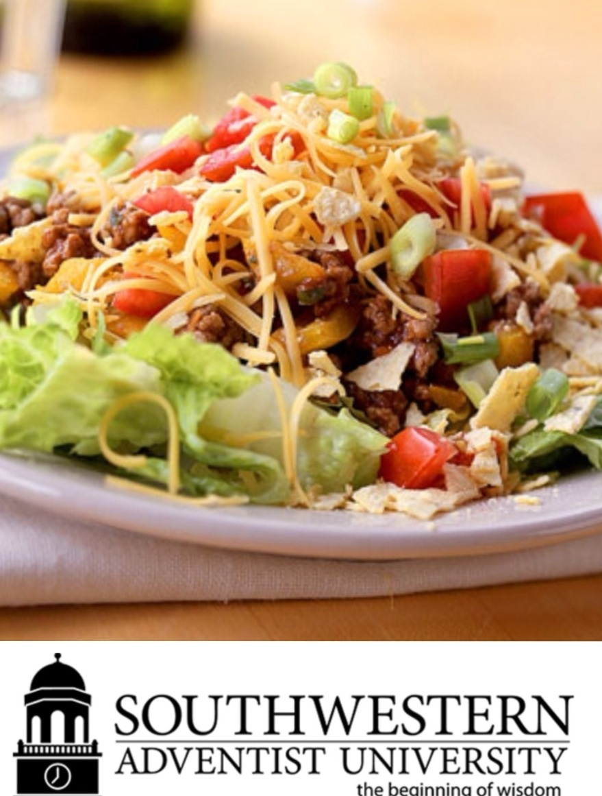 Southwestern Adventist University cashes in on Tex-Mex heritage, offers haystacks degree