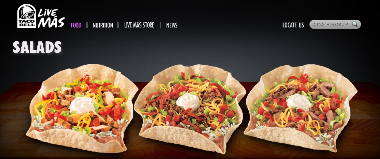 "Taco Bell grants Adventist request, rebrands taco salad as ""haystacks"""