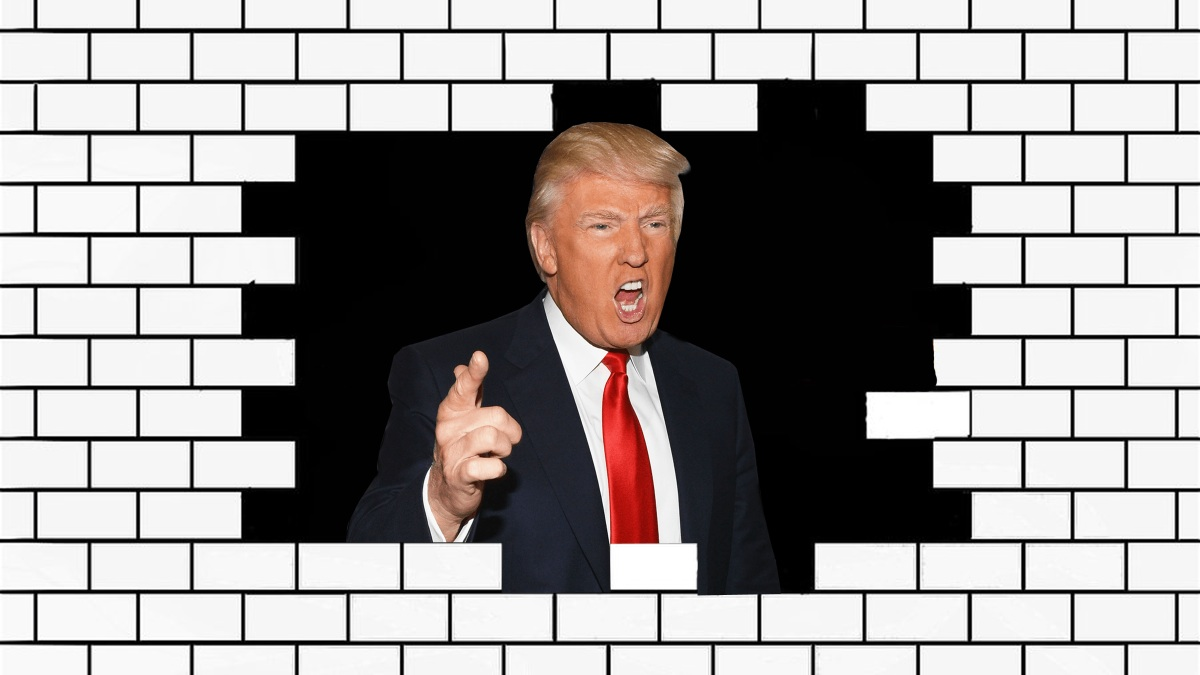Donald Trump awards Mexico wall contract to ADRA