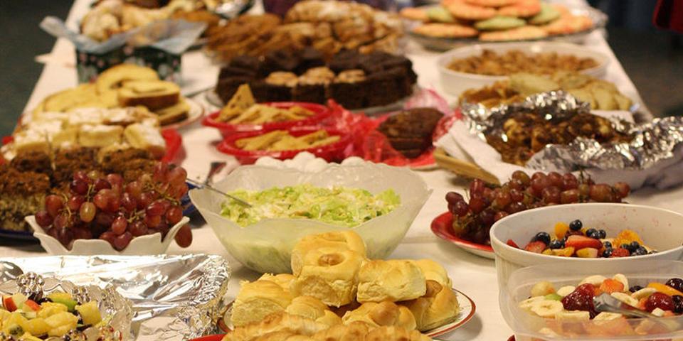 Adventist Church: Sabbath potlucks must feature 28 dishes