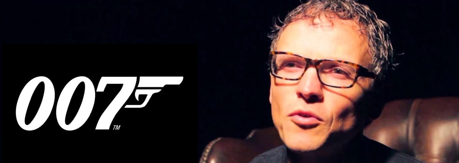 David Asscherick chosen as the new James Bond