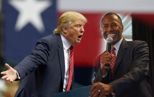 Trump threatens to convert to Adventism if Carson keeps beating him in polls