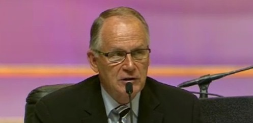 Nobel Peace Prize awarded to Adventist Michael Ryan for moderating GC Women's Ordination Debate