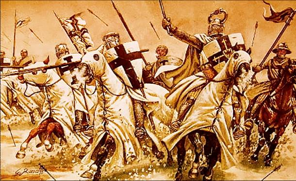 "Adventist Church removes ""ultra-violent"" Onward Christian Soldiers from hymn book"