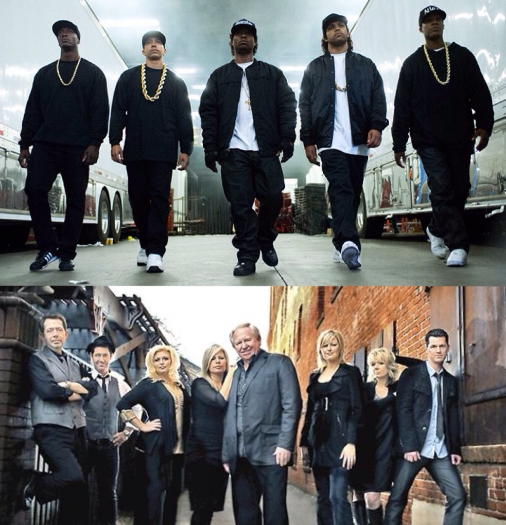 """""""Straight Outta Compton"""" inspires Heritage Singers """"Straight Outta Placerville"""" movie"""