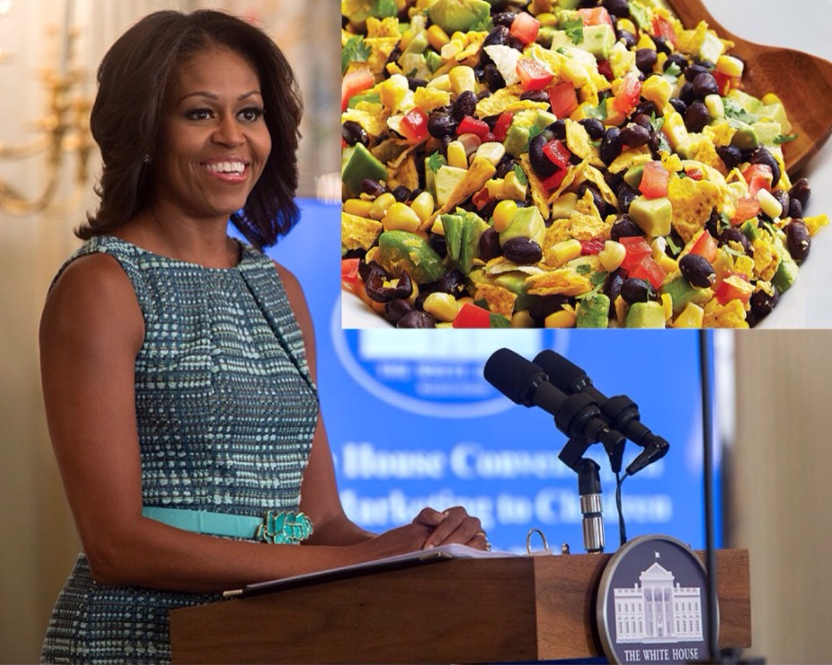 Michelle Obama launches Friday Night Haystacks as White House tradition