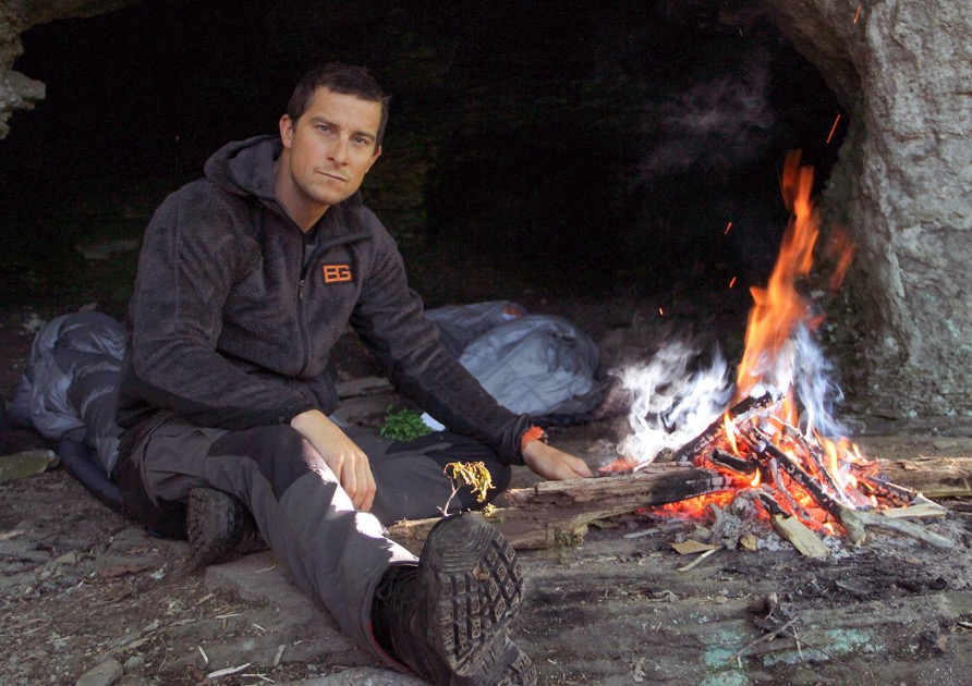 Bear Grylls volunteers as World Pathfinder Director