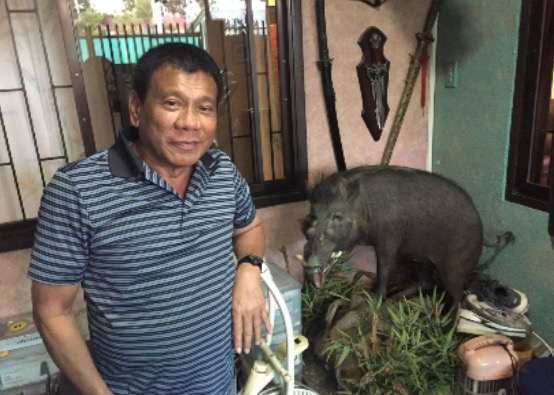 Philippine presidential candidate Duterte courts Adventist vote by vowing to ban pork