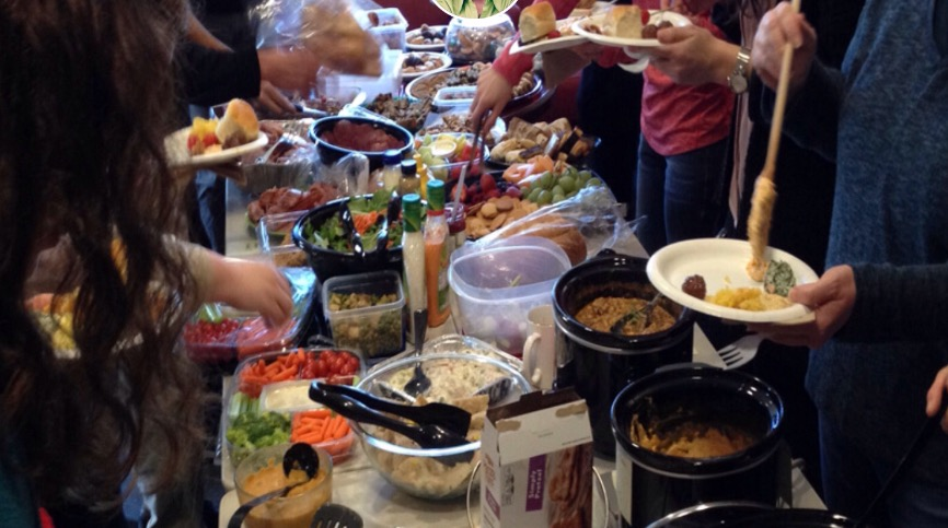 Adventist disfellowshipped for jumping church potluck line
