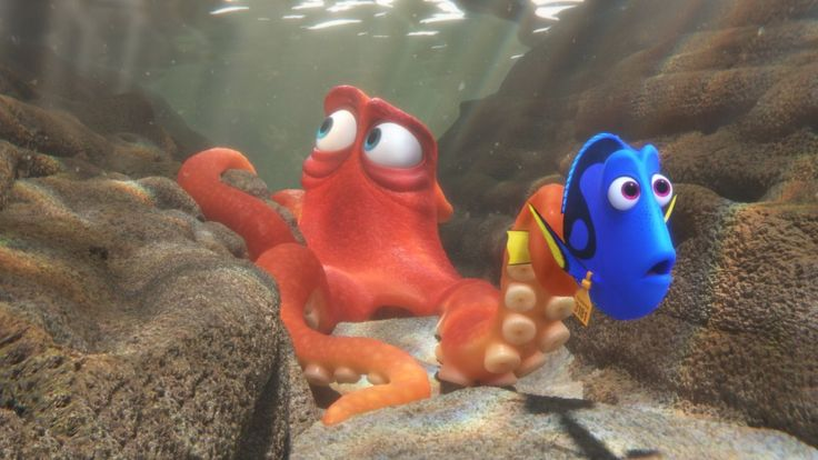 GC allows Adventists to see 'nature video' Finding Dory in theaters