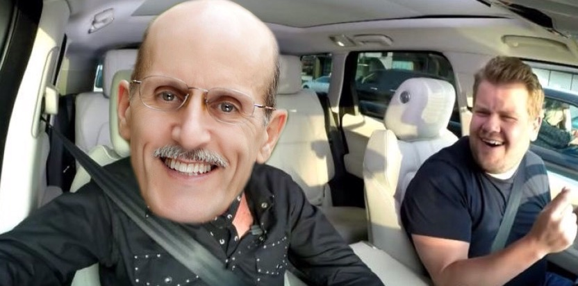 Doug Batchelor to join James Corden's Carpool Karaoke
