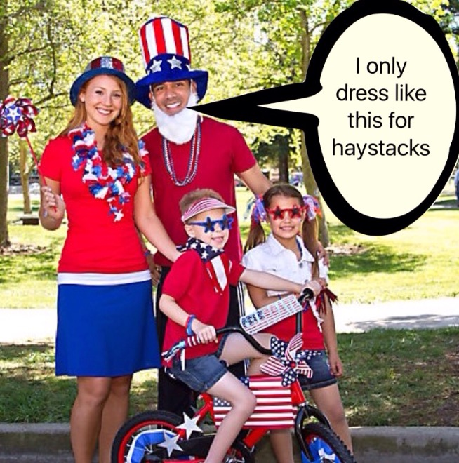 Patriotic Adventists across America celebrate 4th of July with Mexican haystacks