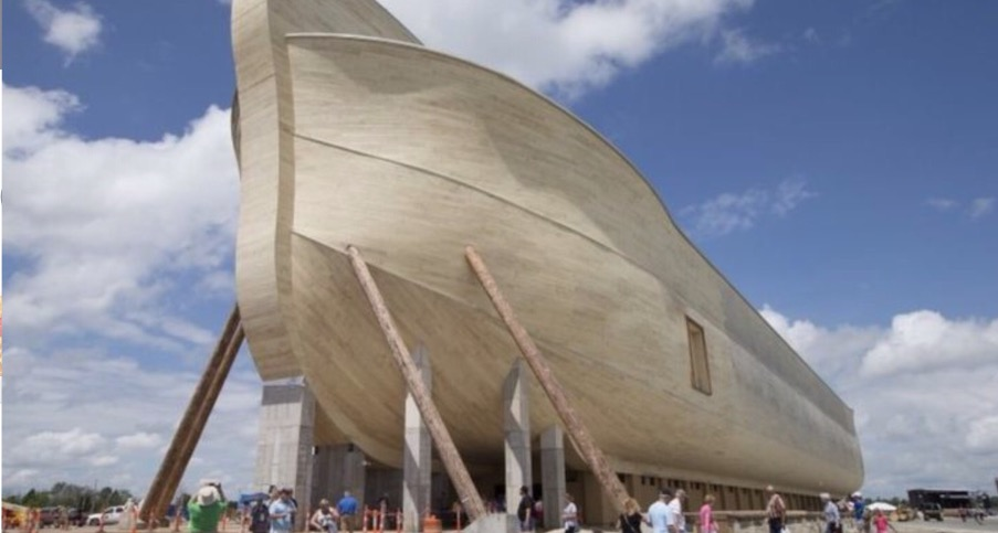 Adventist Church to stock Noah's Ark replica with every living beast for floating zoo