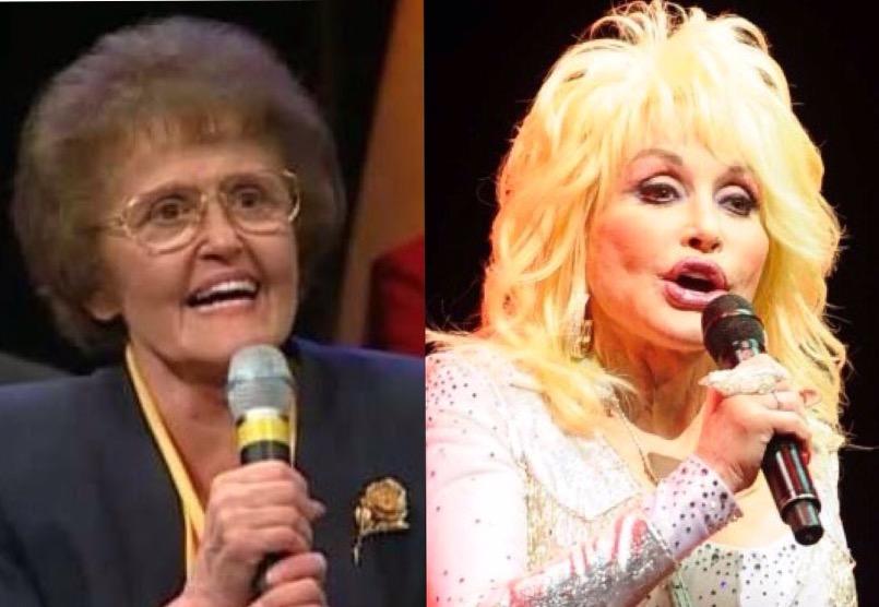 Del Delker and Dolly Parton to collaborate on gospel classics album