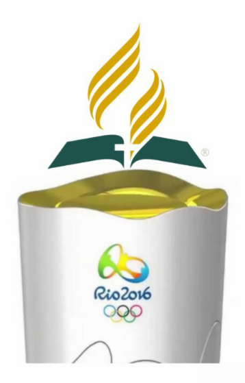 Rio organizers add Adventist flame to Olympic Torch
