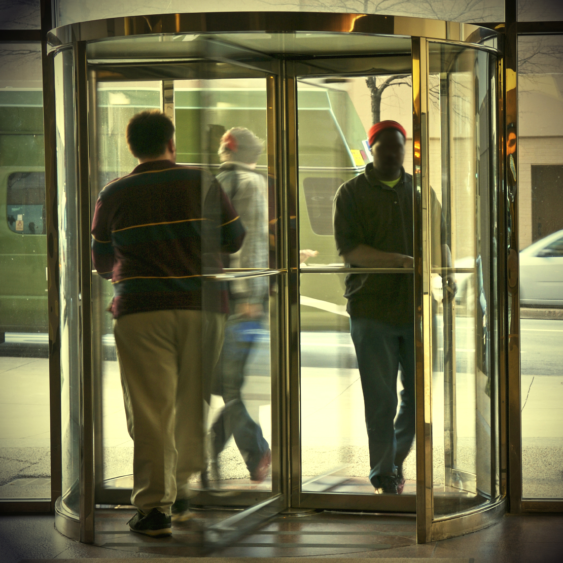 Adventist evangelists ordered to stop using revolving doors to boost baptismal tallies