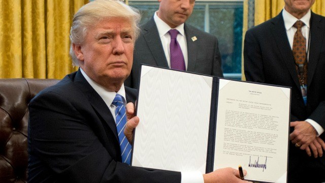 Trump to follow 'Muslim Ban' with 'Adventist Ban'