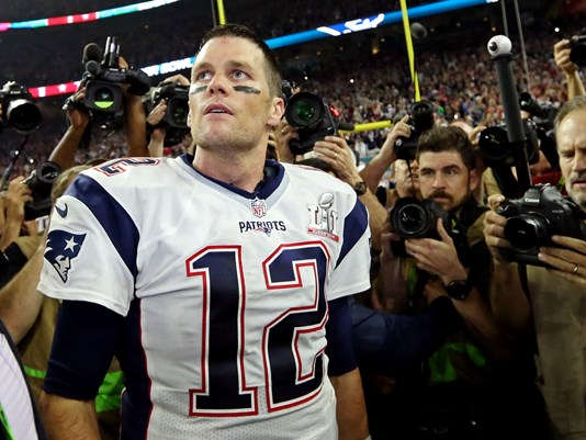Tom Brady's lost Super Bowl jersey found at Adventist thrift store