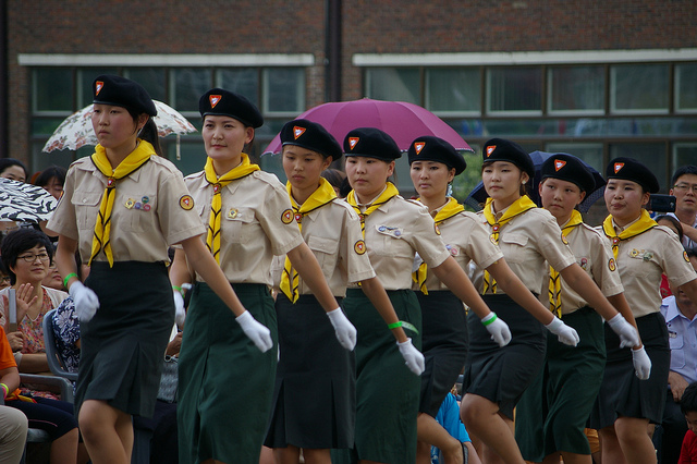 Pathfinder marching honor eliminated for promoting dancing