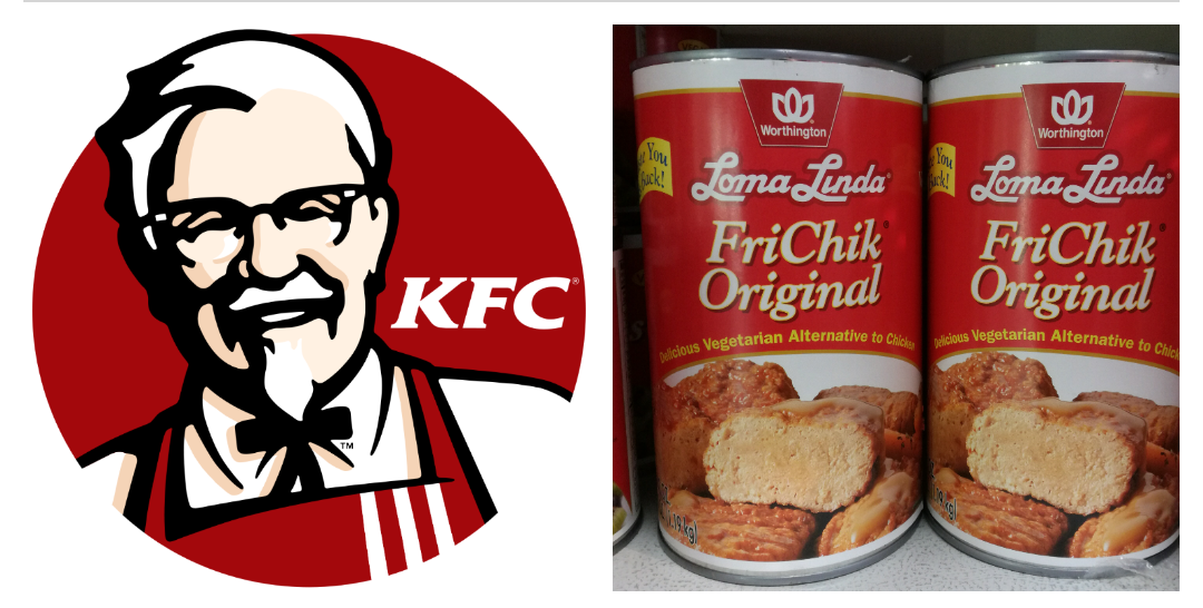 KFC trades chicken for FriChik