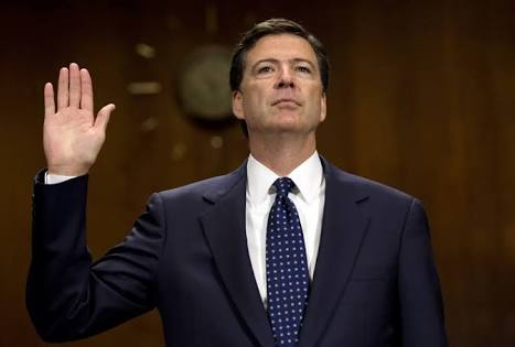 James Comey accepts job as head of Walla Walla campus security