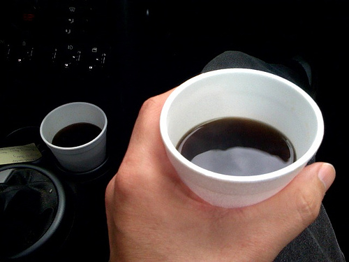 """Adventist Camp Meeting Reports """"Tremendous Revival"""" After Accidentally Serving Real Coffee"""