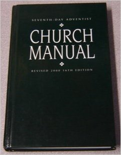 Pastor fired for using Adventist church manual as door stop