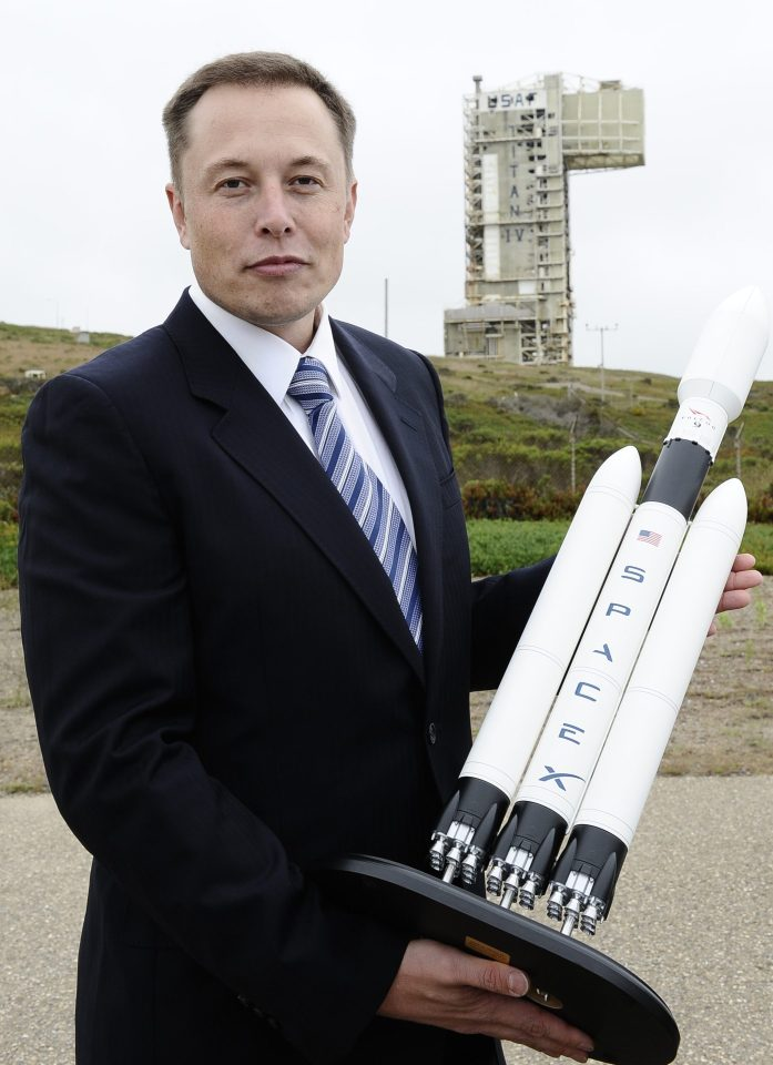 Elon Musk unveils rockets that can get Adventists to church on time