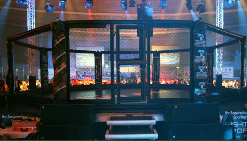 Annual Council to feature Cage Fighting